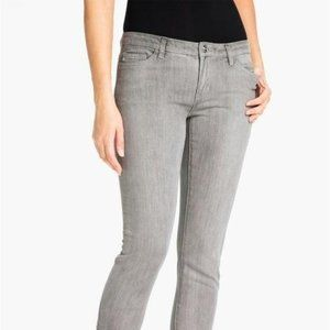 Michael Kors Jeans Washed Grey Skinny Size Small